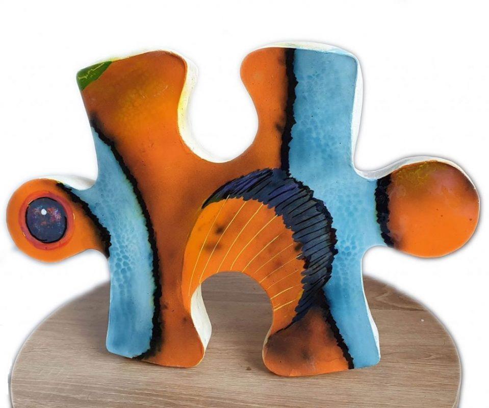 Clown-Fish-Jigsaw